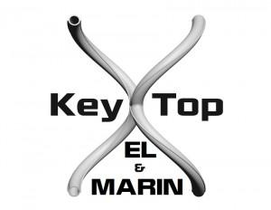 KeyTop logo El o Marin
